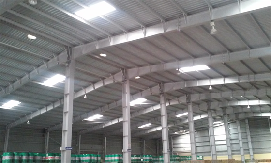 Steel buildings, SM STAR Engineers India Private Limited