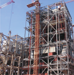 Structural works, SM STAR Engineers India Private Limited